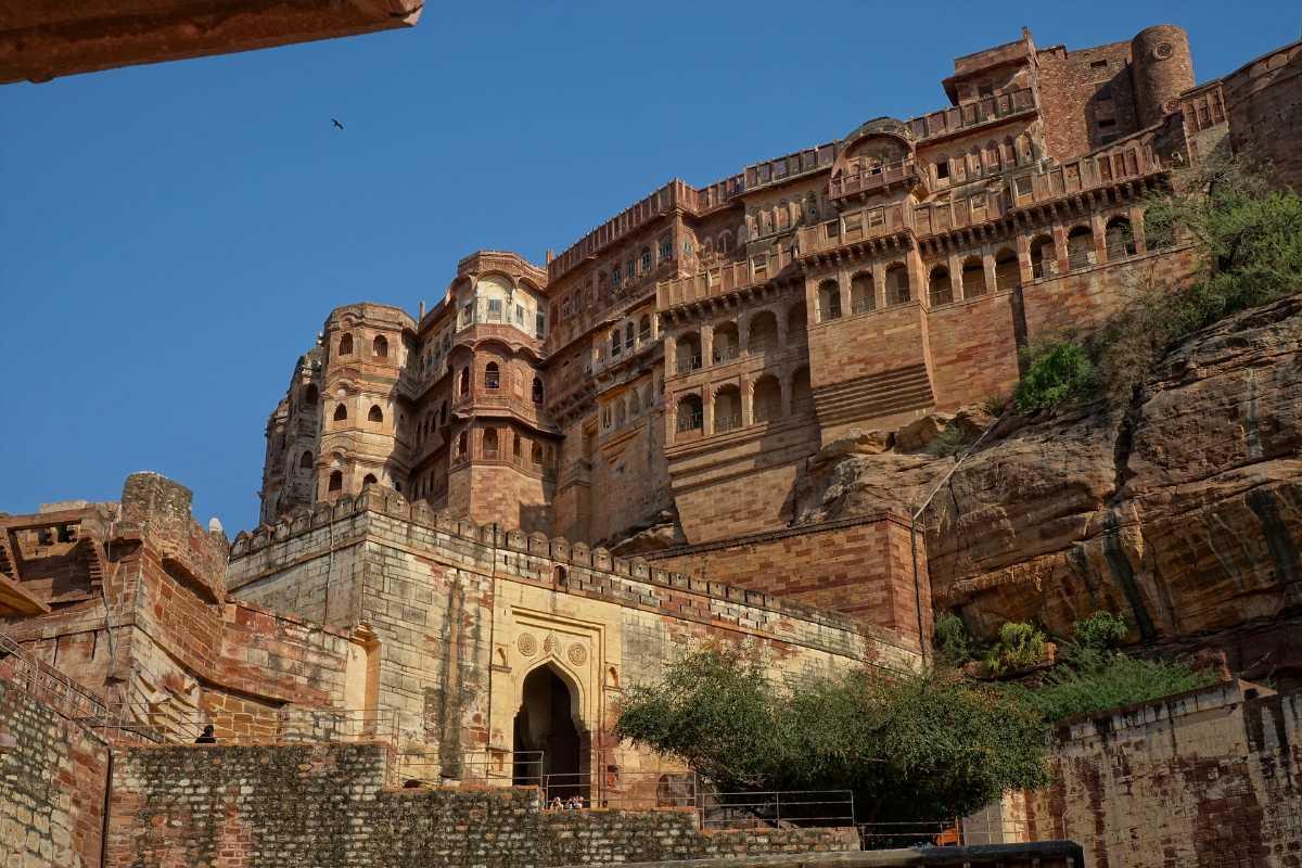 Jodhpur, Palace on Wheels