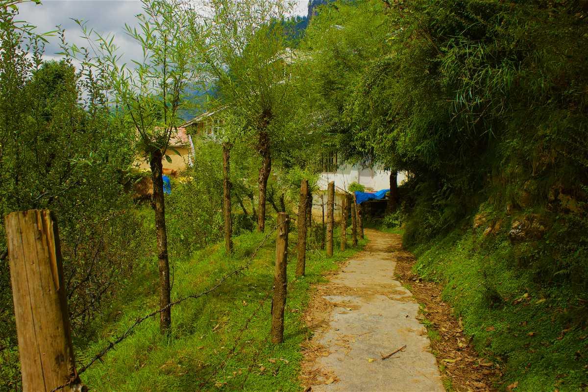 Vashisht Village Sneek Peak