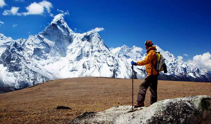 Trekking in bhutan