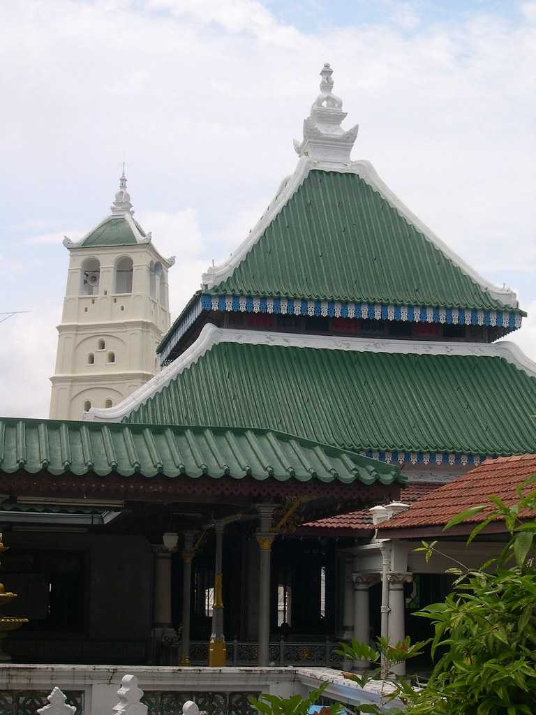 Kampung Kling Mosque, Jonker Street Melaka