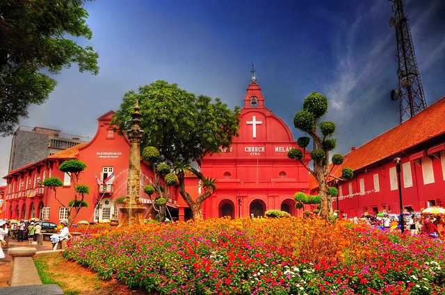 Red Square, Jonker Street Melaka