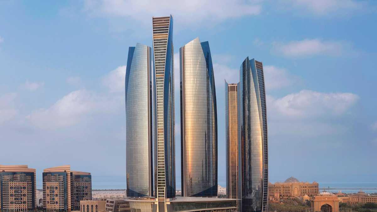 Etihad Towers Jumeirah