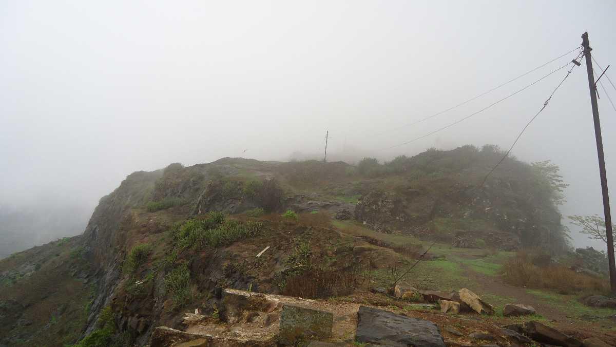 Ramshej Fort Nashik