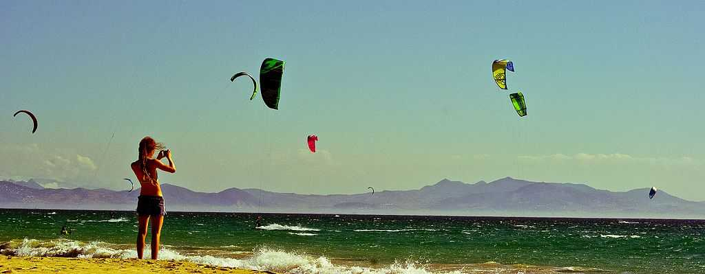 Tips to remember for Kitesurfing