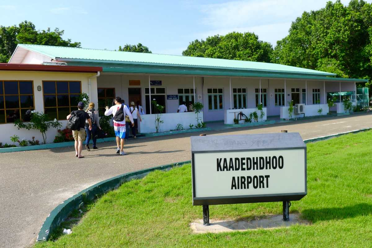 Kaadedhdhoo  Airport, Airports in Maldives