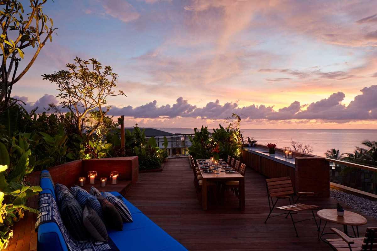 Honeymoon in Bali, The Katamama Seminyak
