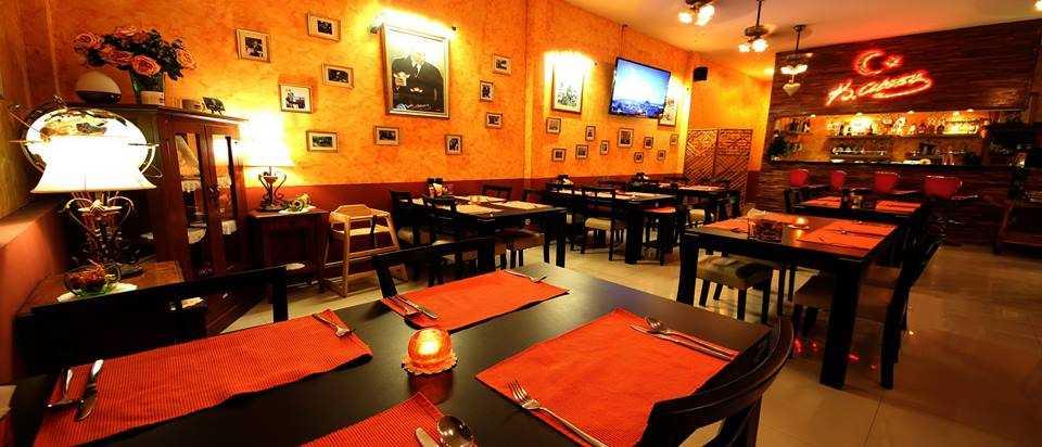 Kataturk Turkish restaurant in Phuket, Vegetarian Restaurants in Phuket Karon