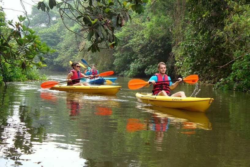 adventure sports goa, kayaking in goa, adventure activities in goa