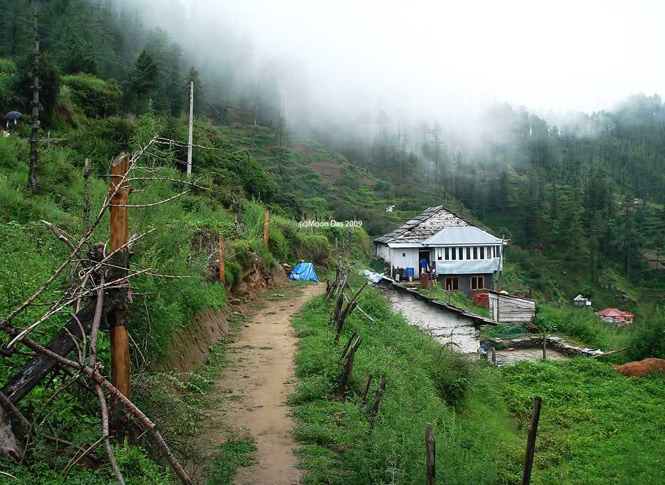 unexplored places in himachal pradesh, Pabbar Valley