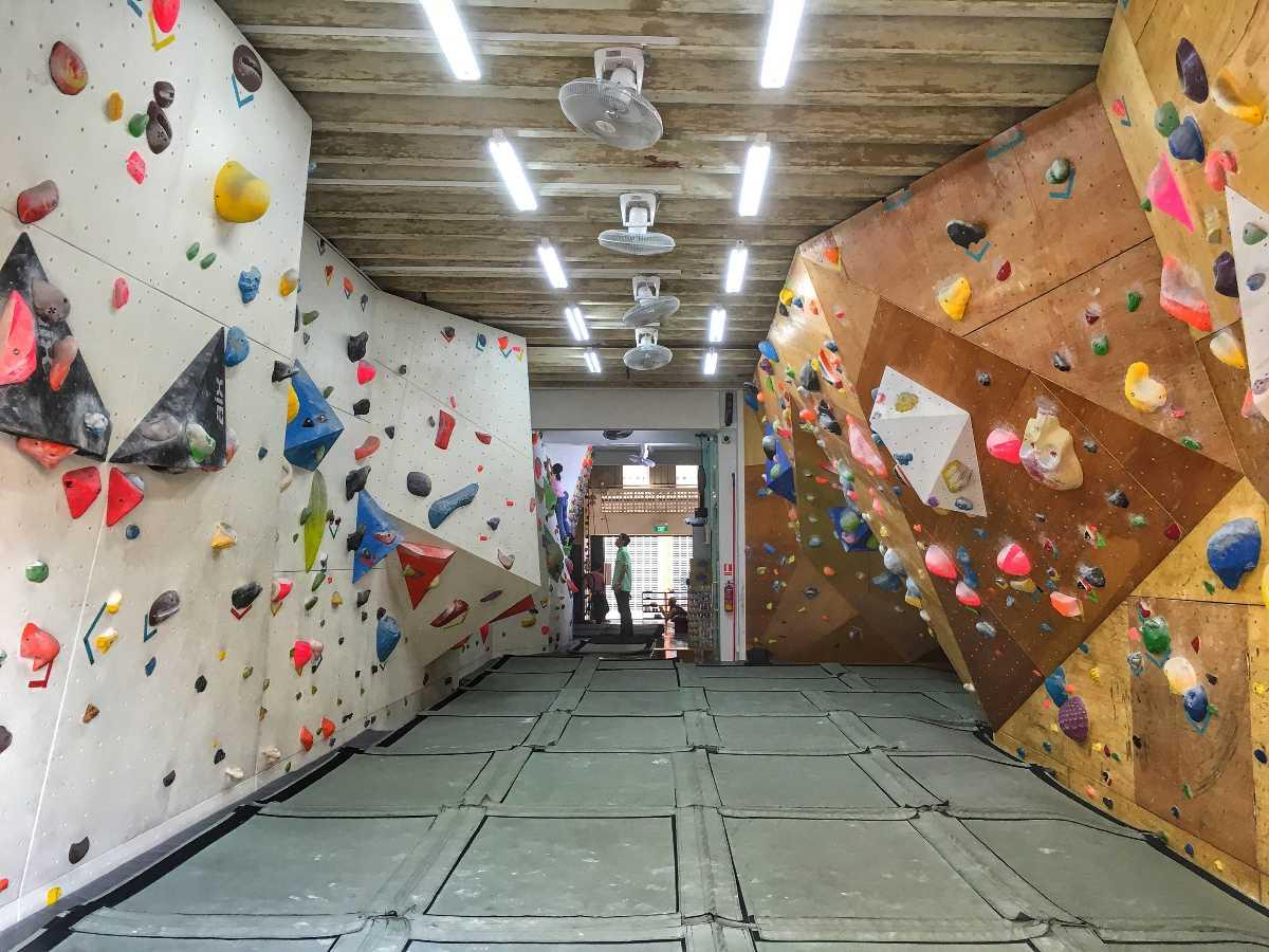 Kinetics Climbing, Rock Climbing in Singapore
