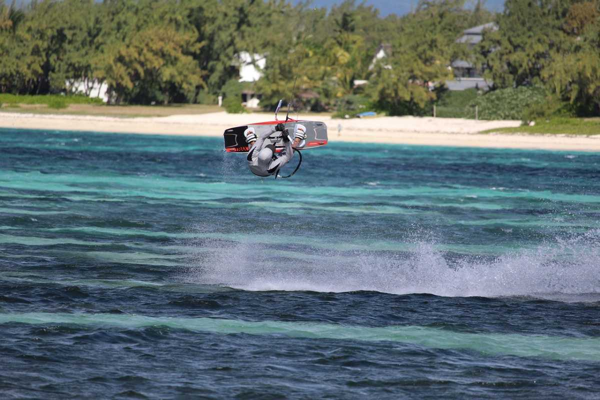 Surfing in Mauritius, Mauritius in July