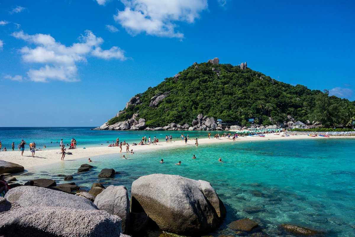 Koh Tao, Islands In Thailand