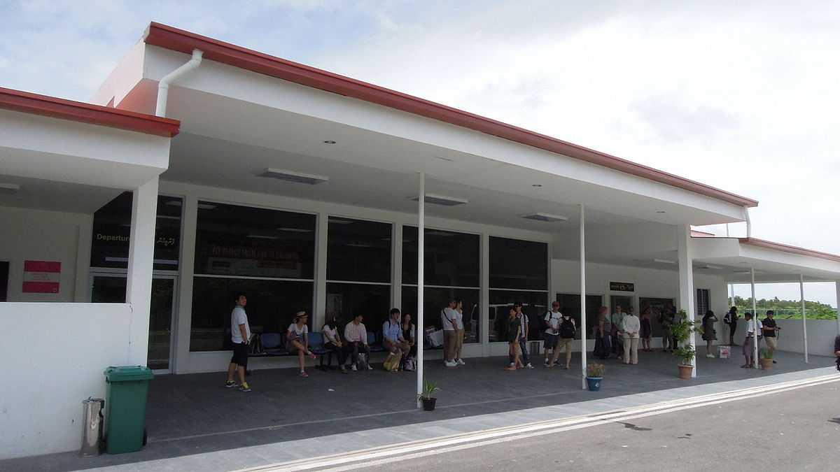 Kooddoo  Airport, Airports of Maldives