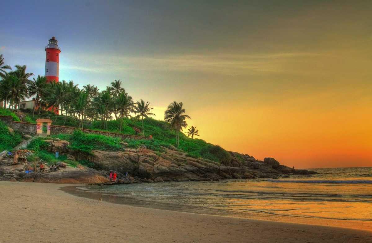 Kovalam Beach, Facts about Kerala