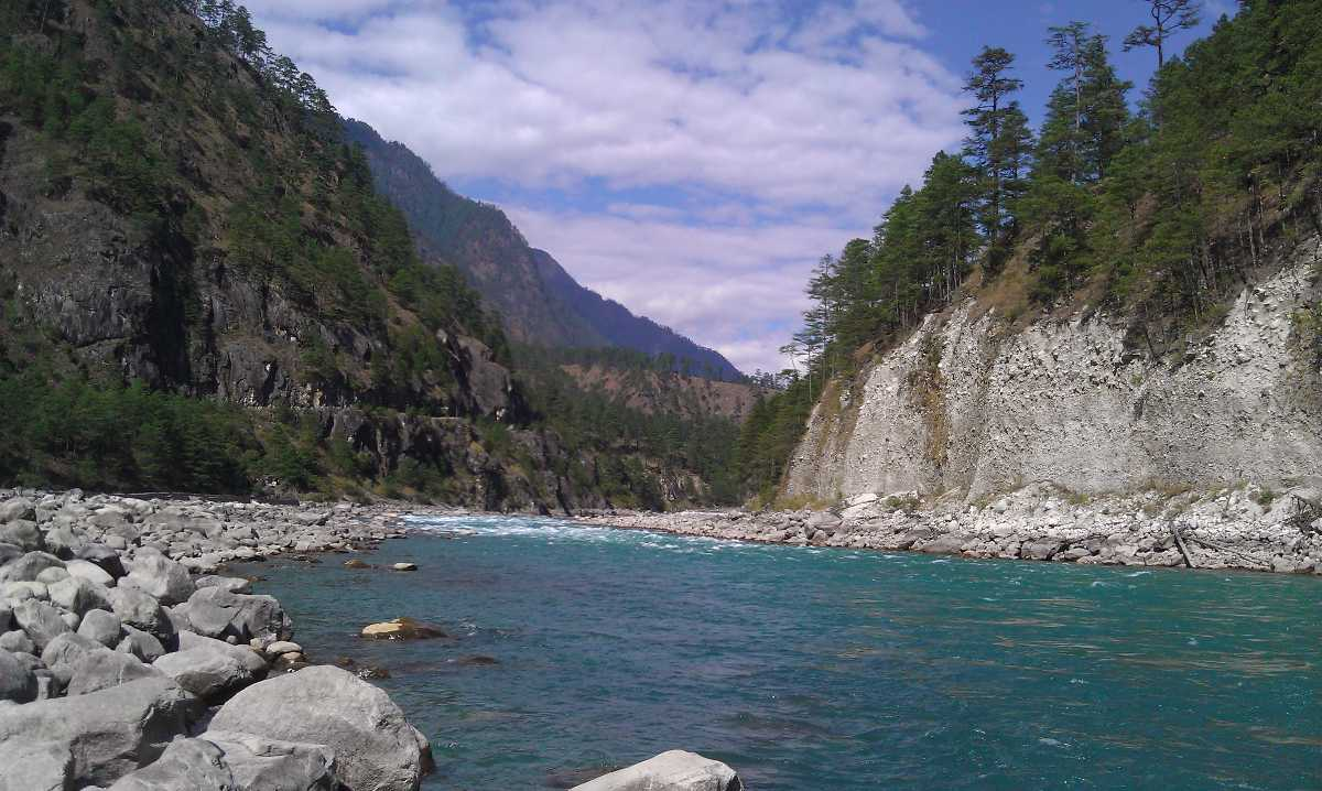 Lohit River, Arunachal