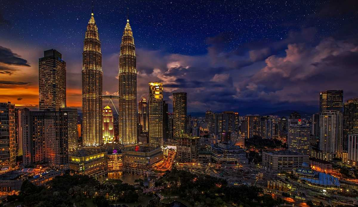Malaysia, Best Countries to Visit in August