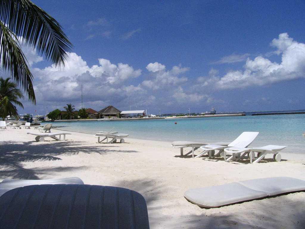 Kurumba Beach, Beaches in Maldives