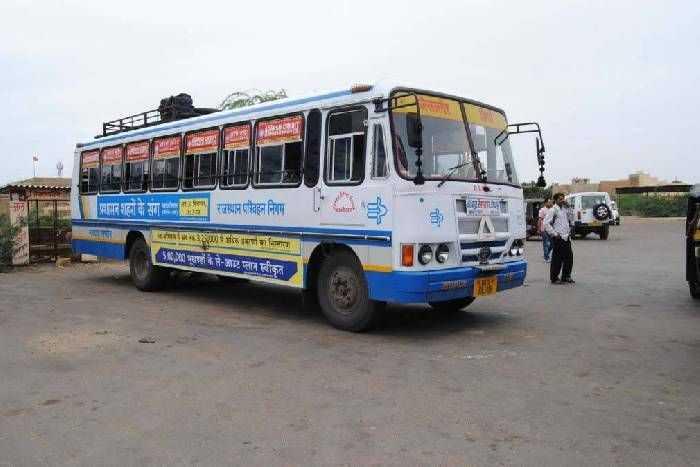 Ahmedabad to Jaisalmer
