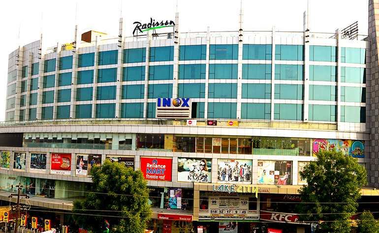 Lake City Mall Udaipur