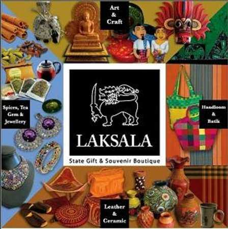 Products available at Laksala