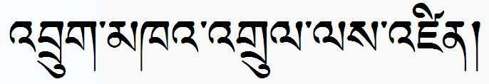 Dzongkha, Languages of Bhutan