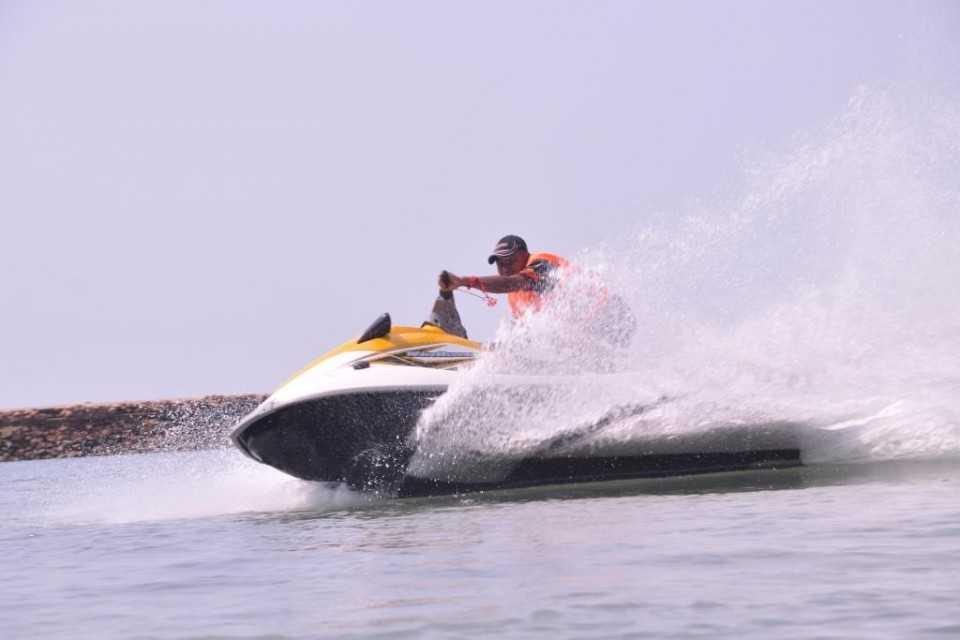 Jet Ski in Batam