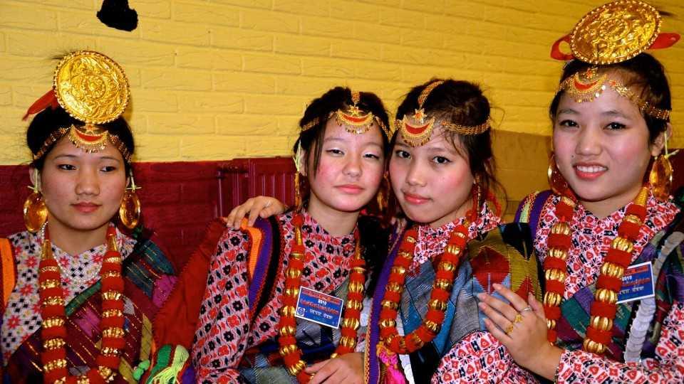 Kiratism, Religions in Nepal