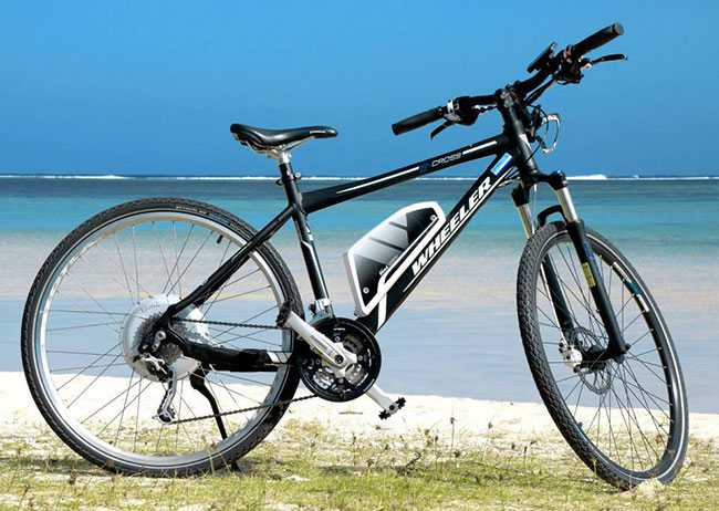 Rent an Electrobike, Cycling in Mauritius