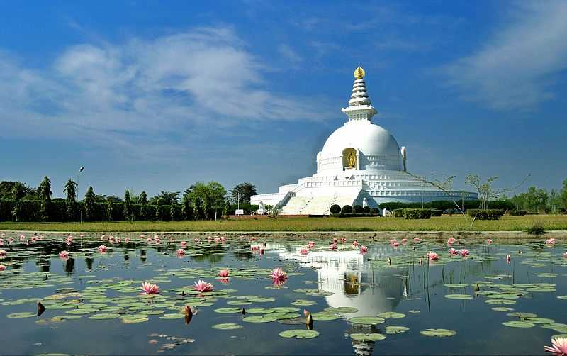 Lumbini, Beautiful Places of Nepal