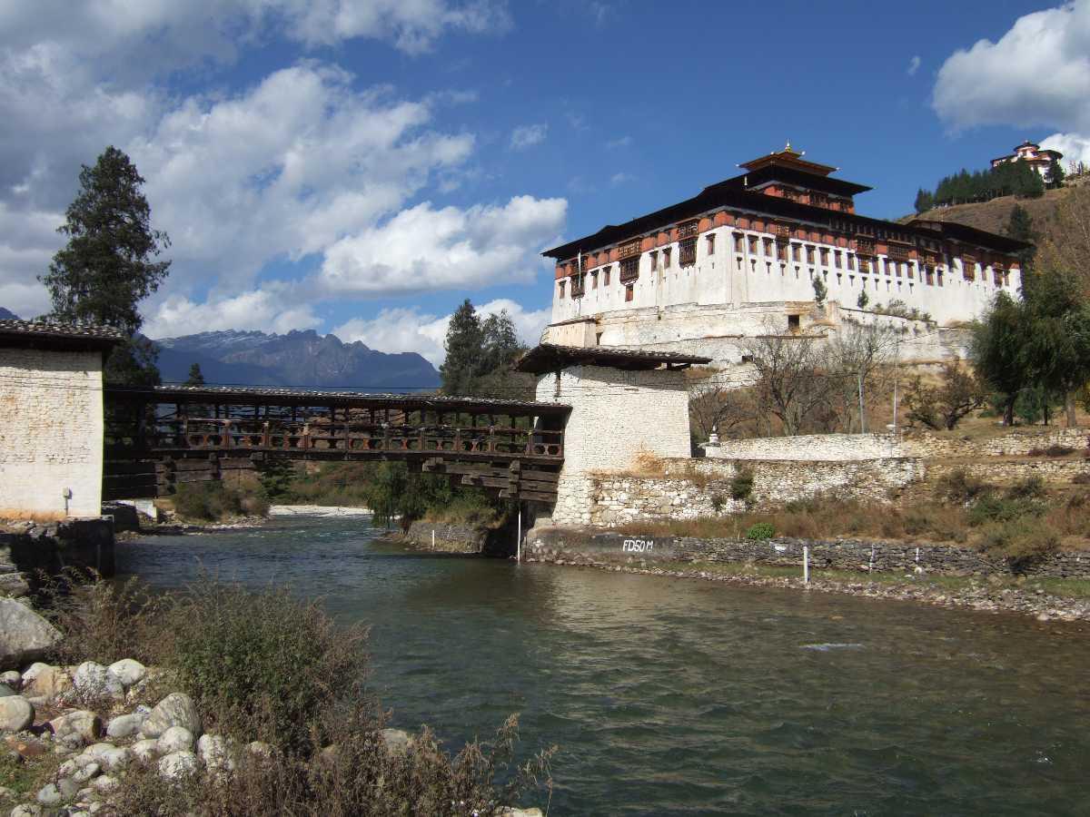 Paro Dzong, Monasteries of Bhutan