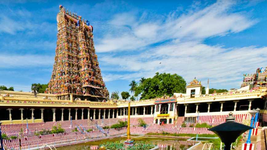 Meenakshi Temple - Meenakshi Amman Temple, Madurai - Images, History
