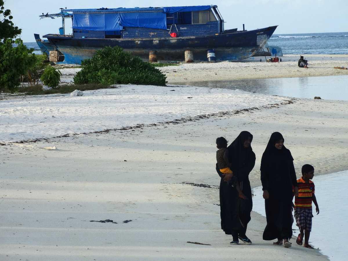 Public Beach Maafushi, Beaches in Maldives