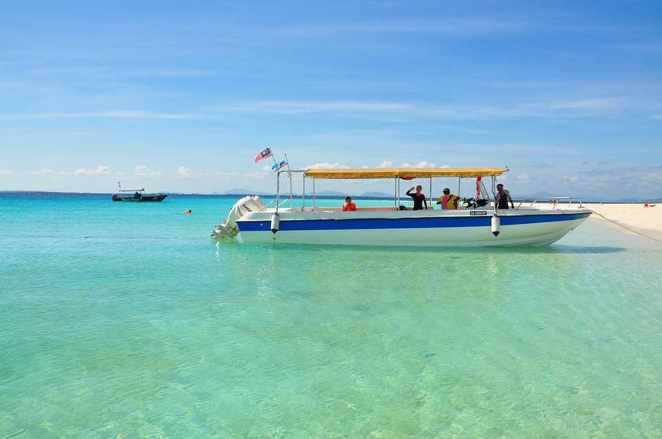 Mabul Island, Scuba Diving in Malaysia
