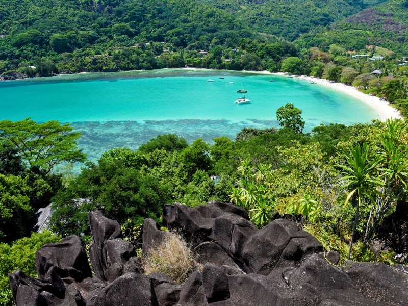 Port Launay, National Parks in Seychelles