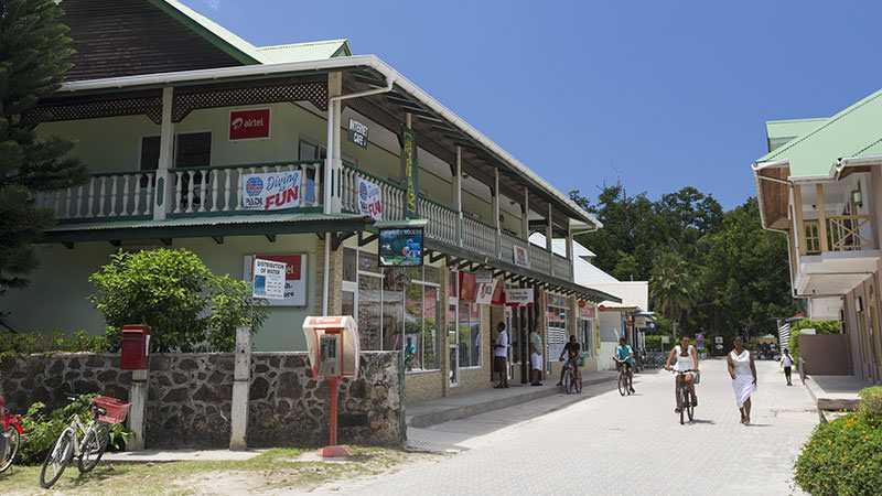 Shopping in Seychelles