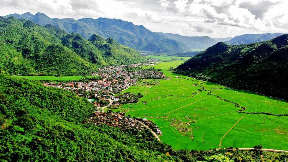 Mai Chau, Trekking in Vietnam