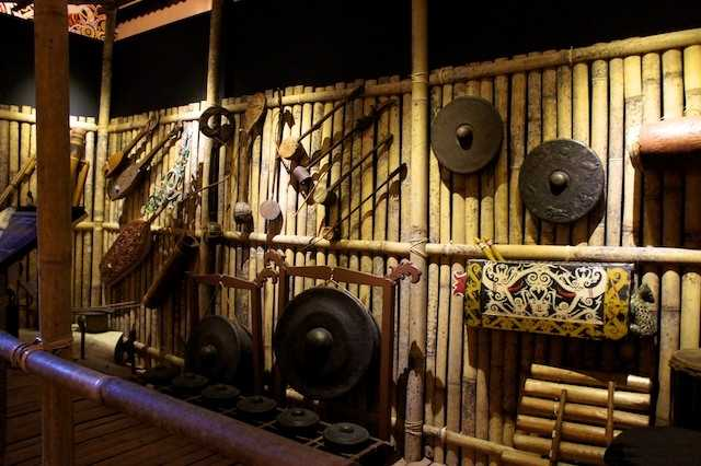 Malay influence of Singaporean Music
