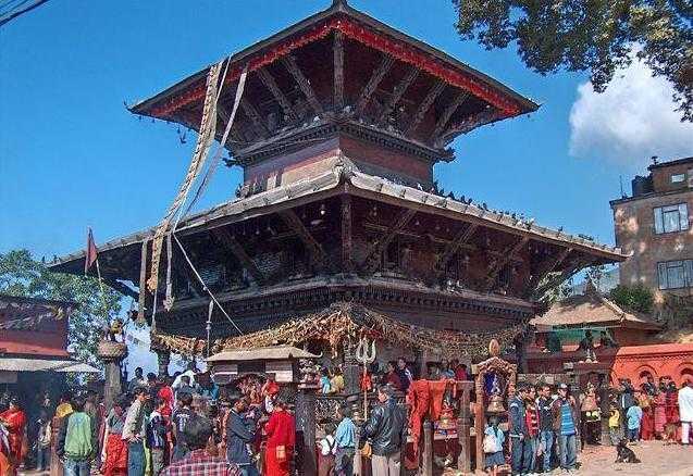 Shree Rikeshwar Mahadev Temple Nepal