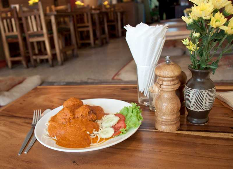 Mango Cafe, Vegetarian Restaurants in Bangkok