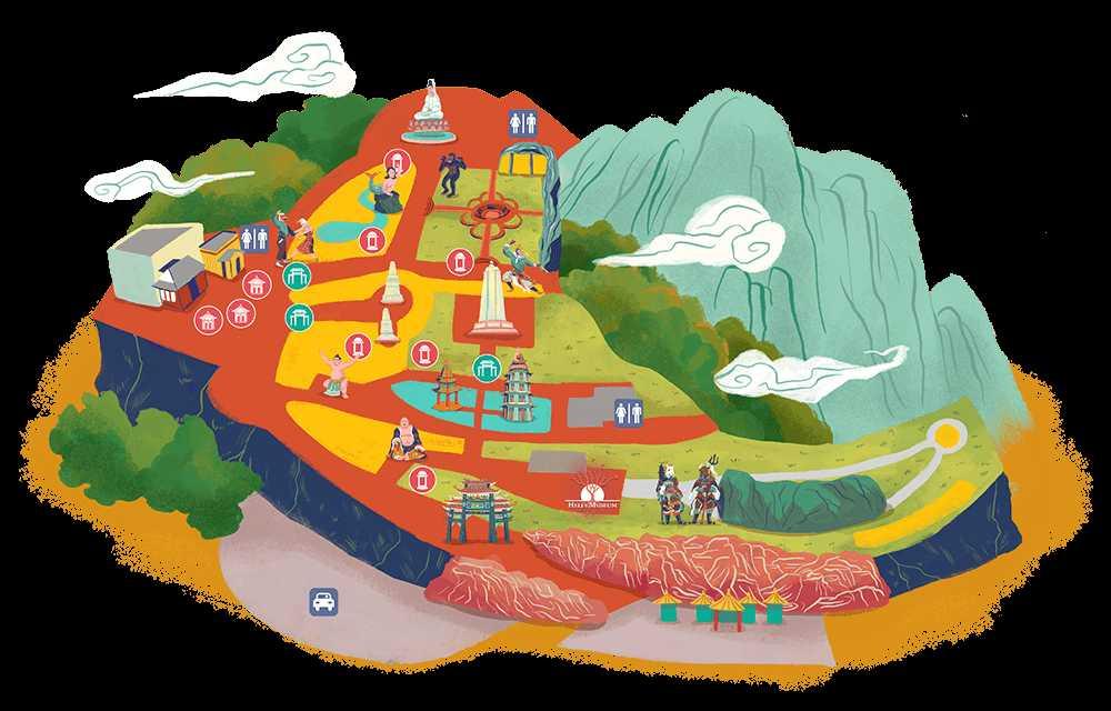 Haw Par Villa Park Map