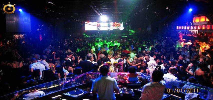 Party at Marine Disco, Pattaya