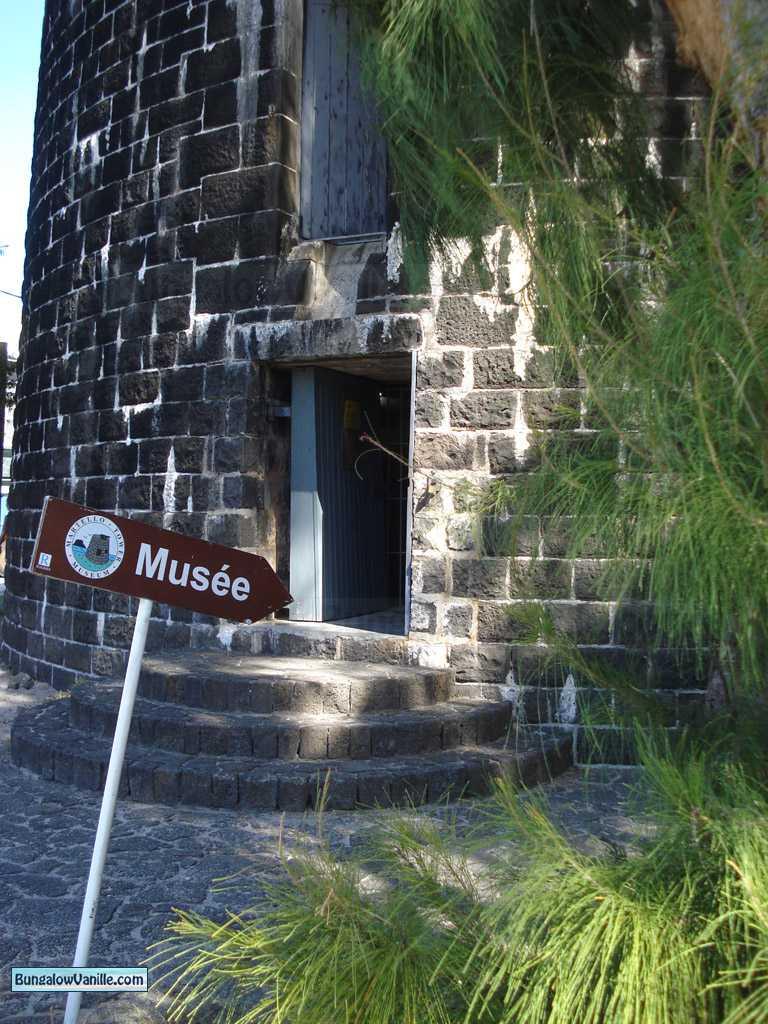 Martello Tower Museum, Mauritius