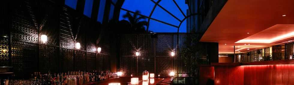 Martini Bar, Best Bars in Singapore