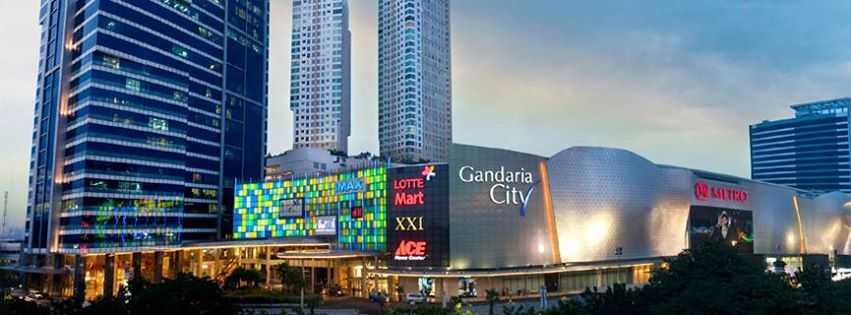 Ganadria City Mall