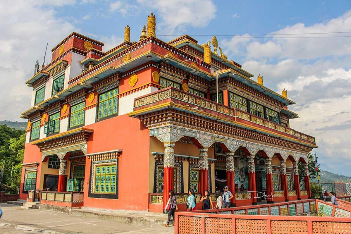 Matepani Gumba, Viewpoints in pokhara