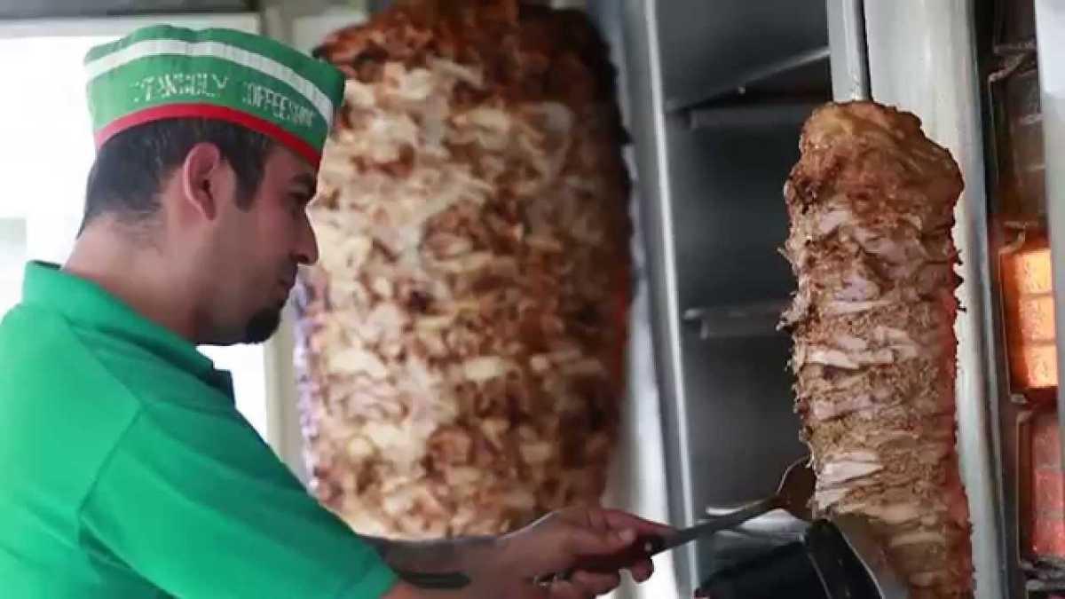 غذاهای عمانی ، Shawarma