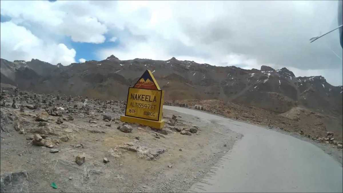 Nakee La, Leh - Manali Highway
