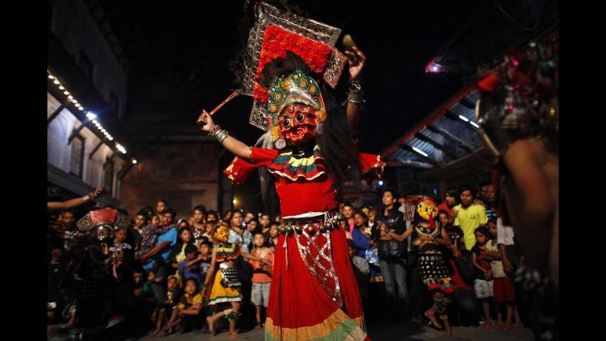 Panauti Jatra Nepal