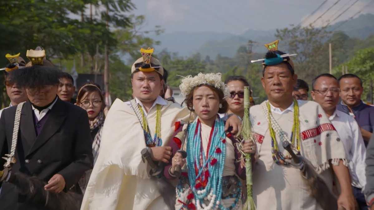 wedding in Arunachal Pradesh