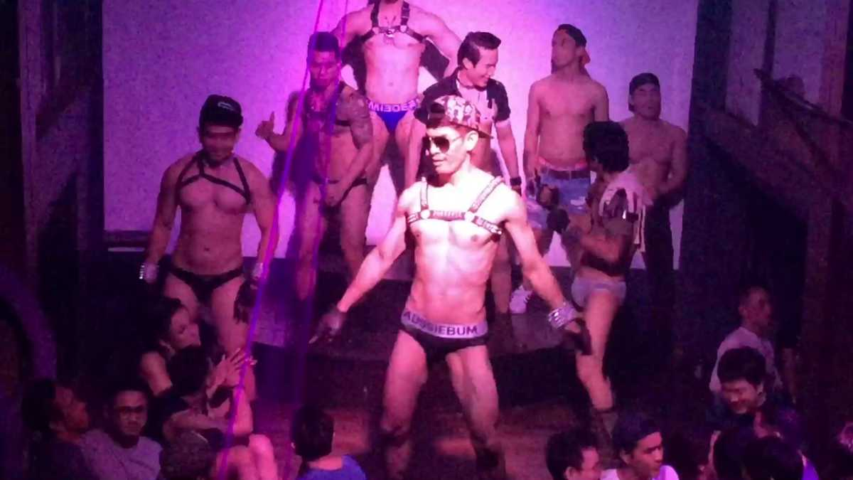 G.O.D, Gay Bars In Bangkok